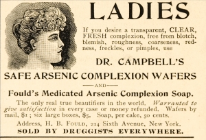 arsenic soap